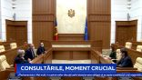 Consultările, moment crucial